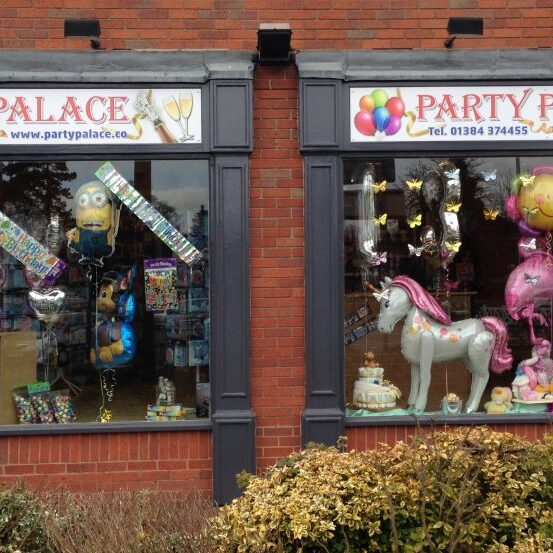 About Us Party Palace Stourbridge